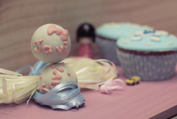 Pop cakes y Cup cakes con diseño 17